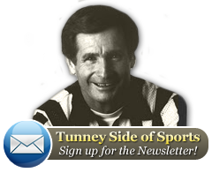 Sign up for the Tunney Side of Sports